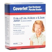 Coverlet Eye Occlusr Jr 46429 20 - Buy Packs And Save (Pack Of 3) - $22.99