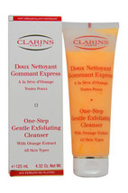 One Step Gentle Exfoliating Cleanser by Clarins for Unisex - 4.2 oz Exfol. Clean - $66.99