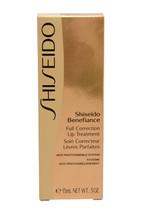 Benefiance Full Correction Lip Treatment by Shiseido for Unisex - 0.5 oz... - $68.99