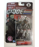 GI Joe Renegades Cobra Firefly action figure - New - $12.00