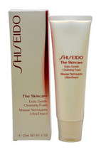 The Skincare Extra Gentle Cleansing Foam by Shiseido for Unisex - 4.7 oz... - $70.99