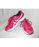 Women's Asics Gel Contend 4 Running Shoes -- Size 5.5 Regular -- Pink an... - $27.95