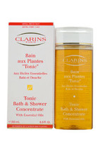 Tonic Shower Bath Concentrate by Clarins for Unisex - 6.7 oz Bath Concen... - $71.99