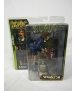 AC/DC Angus Young McFarlane Toys Action Figure Spawn Hells Bells  - $68.30