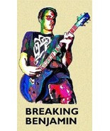 Breaking Benjamin - Magnet #2 - $6.99