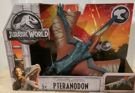 Jurassic World Roarivores PTERANODON 2017 Mattel - New - SCREECHES & MOVES - $19.25