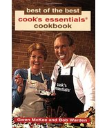 Best of the Best Cook's Essentials Cookbook [Paperback] McKee, Gwen and ... - $7.18