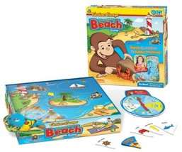 I Can Do That Games Curious George - Discovery Beach - $78.15