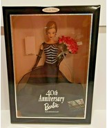 Barbie Doll 40th Anniversary Mattel 1999 Collector Edition NIB - $43.51