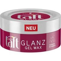 Schwarzkopf Taft GEL/ Wax Hair Styling -SHINE -75ml-FREE Shipping - $10.40