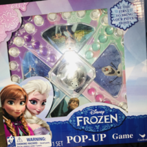 Disney Frozen Pop-Up Game - Frozen Movie Theme Like Trouble - $11.56