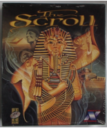 The Scroll PC-CD ROM Drive Millennium Interactive Limited Nova Spring RARE 1995 - €231,79 EUR