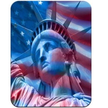 American Flag Mousepad Statue of Liberty U.S.A. Mouse PadFreedom, ToyMP:94 - $9.47