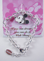 Disney Jewelry Enamel Mickey Face Bracelet - $19.60
