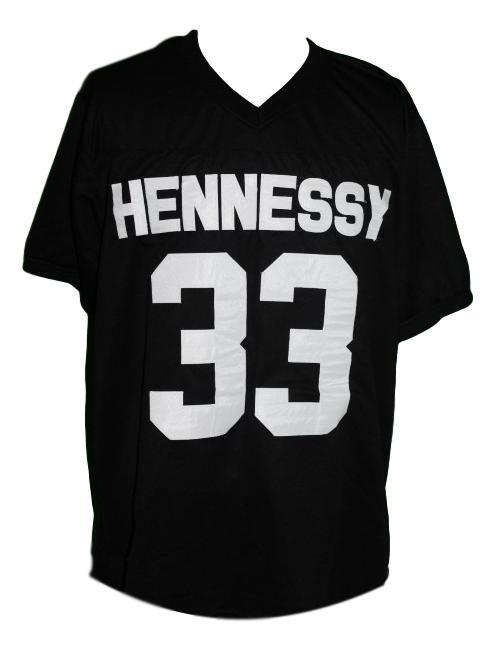 Prodigy H.N.I.C. #33 Hennessy New Men Football Jersey Black Any Size
