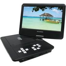 """SYLVANIA SDVD1030 10"""" Swivel-Screen Portable DVD Player - $115.90"""