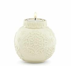 Lenox 869946  Ornamental Glow Snowflake Scroll Votive - $29.90