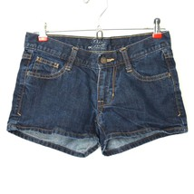 Old Navy Womens The Diva Shorts Jean Size 0 Dark - $22.72