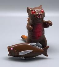 MaxToy Chocolate Negora w/ fish image 2