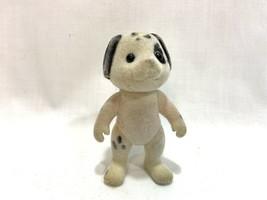 Vtg Sylvanian Families Calico Critters Dalmatian Dog Adult Figure Father - $8.90
