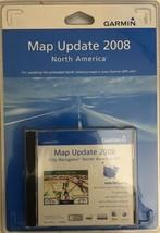 Garmin Map Update 2008 City Navigator North America NT DVD-RARE-SHIPS N ... - $48.88