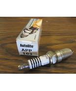 APP103 AUTOLITE DOUBLE PLATINUM SPARK PLUGS 4 Ea. - $16.78