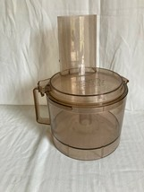 Hamilton Beach Scovill Food Processor 707 Replacement Bowl and Lid - $21.00