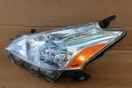12-14 Toyota Prius-V Headlight Lamp Full LED Driver Left LH image 3