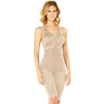 FAJA COLOMBIANA PESCADOR POST QUIRURGICA POWERNET 2403 WITH BRA BUTT LIFTER - $94.99