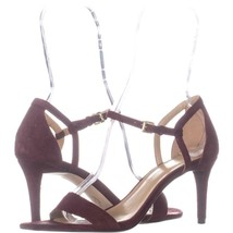MICHAEL Michael Kors Simone Mid Sandal Ankle Strap Sandals 411, Ox Blood... - $52.79