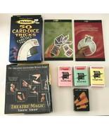 Magic Masters Card Trick Deck Magic Tricks Lot Learn Magic Multiple Sets  - $69.99