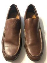 Cole Haan Men's Shoes Brown Slip-On Leather Loafers Size 12 NWOB - $88.11