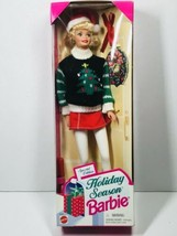 """NEW 1996 Special Edition Holiday Season Barbie Doll 12"""" Mattel 15581 Col... - $12.30"""