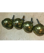 Set of 4 Vintage Shepherd Casters  2 1/2 inches - $39.95