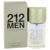 212 by Carolina Herrera 1 oz Eau De Toilette Spray (New Packaging) - $23.51