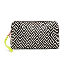 TED BAKER LONDON MALLIKA WOMEN'S WOVEN LARGE WASH BAG - $47.99