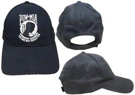 Pow Mia POWMIA Pow-Mia Pow Mia Prisoner Forgotten military hat cap - $8.88