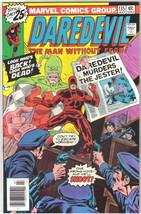 Daredevil Comic Book #135 Marvel Comics 1976 VERY FINE/NEAR MINT - $19.27