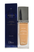 Diorskin Nude Skin-Glowing Makeup SPF 15 - # 023 Peach by Christian Dior for Wom - $84.99