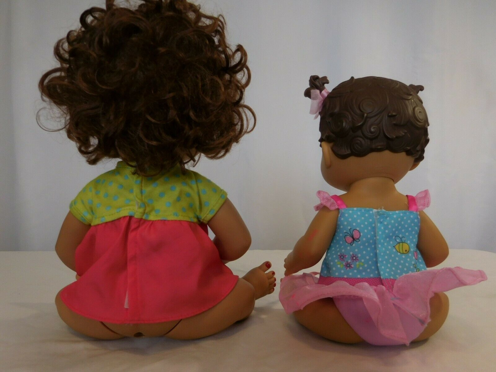 Baby Alive Hispanic Interactive Doll Eats & Poops + Yummy Treats Licks Ice Cream image 5