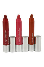 Chubby Stick Moisturizing Lip Color Balm Trio by Clinique for Women - 3 Pc Set 0 - $87.99