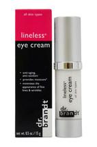 Lineless Eye Cream by Dr.Brandt for Unisex - 0.5 oz Cream - $90.99