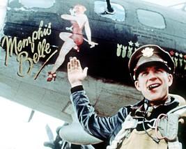 Memphis Belle Matthew Modine Boening B-17F Flying Fortress Plane 16x20 C... - $69.99