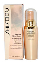 Benefiance Wrinkle Lifting Concentrate by Shiseido for Unisex - 1 oz Con... - $98.99