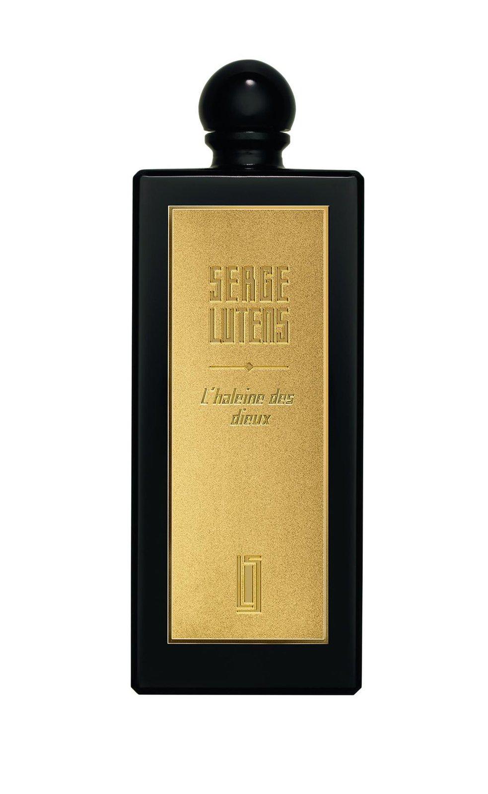 L'HALEINE DES DIEUX by SERGE LUTENS 5ml Travel Spray PARFUM Cistus Pine Vanilla