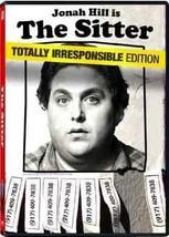 DVD - The Sitter DVD  - $5.13