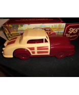 Avon 1948 Chrysler Town and Country Decanter NIB Wild Country AfterShave... - $22.00