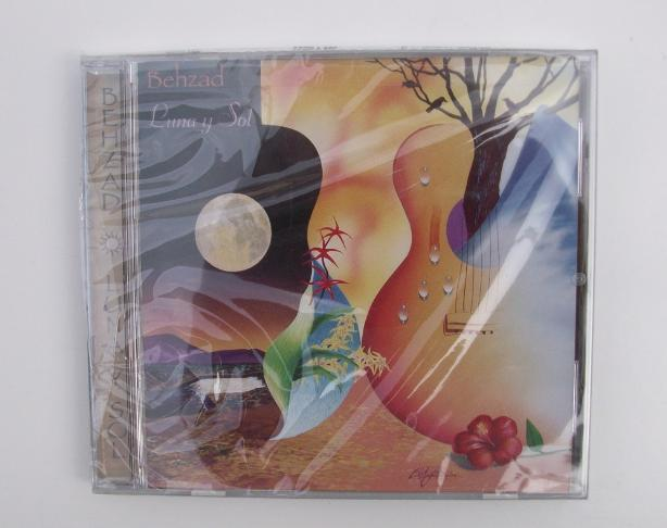 CD, Luna y Sol by Behzad, New in Package