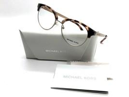 NEW MICHAEL KORS PINK EYEGLASSES FRAME MK3013 ANOUK 1144   52-17-135   - $77.57
