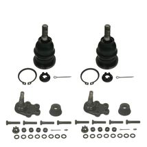 4 Pcs Ball Joint Kit Front Left Driver Right Passenger Chevy Silverado 1500 2Wd - $41.75
